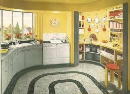 1940s kitchen design 1940s home style kitchen decor