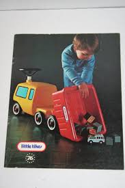 Little Tikes Toy Chest 1976 Little Tikes Catalog Parry Game Preserve