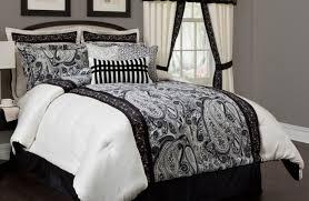 bedding set black and cream bedding sets adaptable grey bed