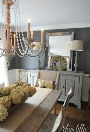 Colors For Dining Room Walls Love Blue Dining Rooms Sherwin Williams Foggy Day Is A Nice Muted