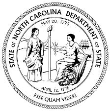 North Carolina Flag North Carolina Secretary Of State International Services Flag Protocol