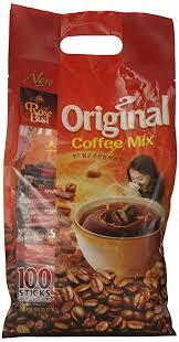 Coffee Mix rosebud original coffee mix 12gx100pack instant