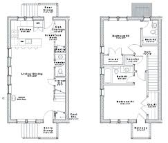 14 fantastic rowhouse plans traditional home row house floor