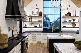 kitchen design white cabinets black appliances 45 luxurious kitchens with white cabinets ultimate guide