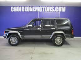 purple jeep cherokee 1996 used jeep cherokee 4x4 jeep 4 door 4 0 motor at choice one