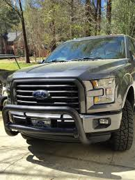 Ford Raptor Led Light Bar by Westin F 150 Contour 3 5 In Bull Bar Textured Black 32 31025t