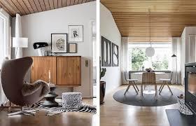 design attractor amazing mid century scandinavian house