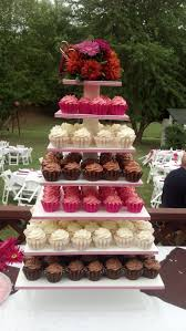 7 tier square custom made cupcake stand with by mikesamazingstands