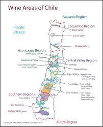 Napa Valley Winery Map Chile U2013 Swe Map 2017 U2013 Wine Wit And Wisdom