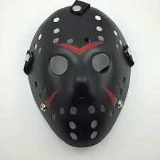 jason costume black jason mask killer mask jason vs friday