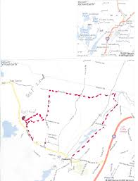 Tyler State Park Map by Maine Atv U0026 Dirtbike Trail Maps Untamed Mainer