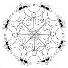 212 mandalas images coloring drawings