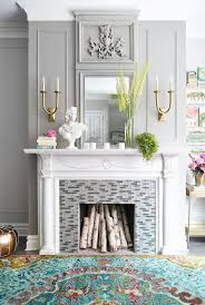 decorative fireplace ideas 13 creative ideas to decorate a non working fireplace