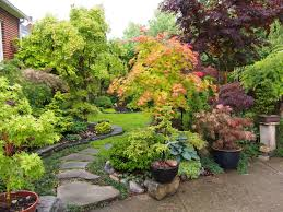 Four Seasons Landscaping by Garden Design By Garden Phd Japanese Maples Conifers Four