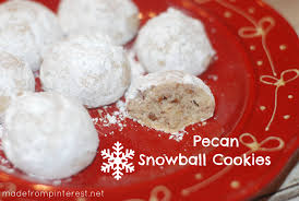 snowball cookies tgif this is