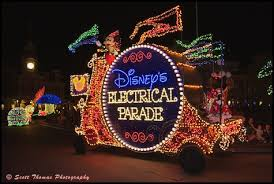 disney electric light parade photographing the main street electrical parade picture this