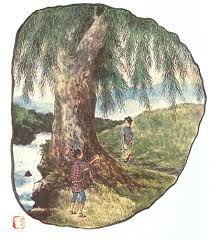 ancient tales and folk lore of ii the spirit of the willow tree