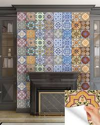 Tile Decals For Kitchen Backsplash 30 Best Wall Decal Images On Pinterest Wall Stickers Vinyl Wall