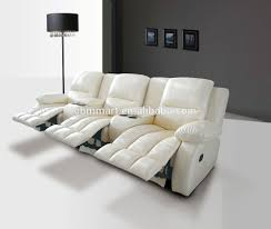 leather sofa recliner set 3 seater sofa recliner centerfieldbar com