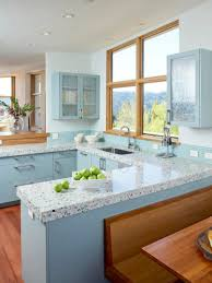 kitchen furniture turquoise kitchen cabinets yellow backsplash
