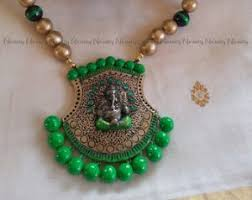 why is the popularity of terracotta jewelry increasing in the west
