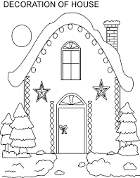 printable coloring page of household items colouring pages