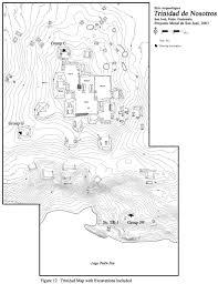 Map Of Trinidad Famsi 2004 Matthew D Moriarty Investigating An Inland Maya