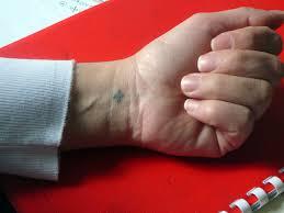 wrist tattoos cross wrist cross tattoo designs cool tattoos bonbaden