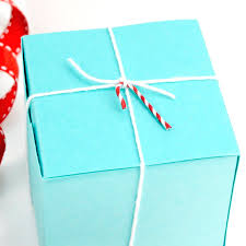 Gift Wrapping Accessories - christmas candy cane gift wrap accessories by peach blossom