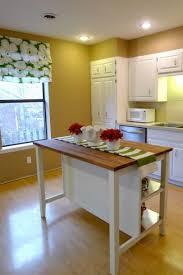 ikea kitchen island with stools remodelaholic new ikea kitchen island