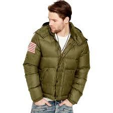 Denim And Supply Jacket Denim U0026 Supply Ralph Lauren Quilted Ripstop Down Jacket Men