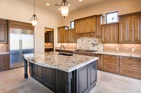 paint stained kitchen cabinets design your kitchen with wood stained cabinets and an accent