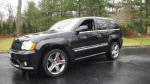 jeep srt8 hennessey for sale sold 2009 jeep grand srt8 for sale black on black