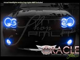Led Lights For Jeeps Oracle 08 10 Jeep Cherokee Srt8 Led Colorshift Halo Rings