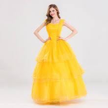 Halloween Costume Belle Popular Beauty Beast Costumes Buy Cheap Beauty