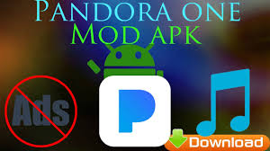 pandora one apk update pandora one mod apk no root 2017