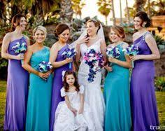 blue and purple wedding a9 event space turquoise weddings purple wedding and