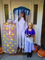 Bathtub Halloween Costume Shower Costume 10 Steps Pictures