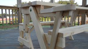 Folding Picnic Table Plans Folding Picnic Table Plans Inspirational Free Folding Bench And