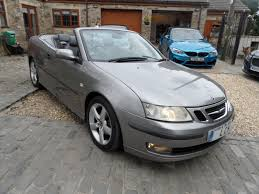 saab 9 3 vector 1 8t 2dr convertible 6 speed leather heated seats