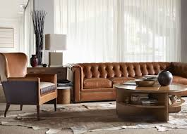 Kent Sofa  Hickory Chair Array From Furnitureland South - Hickory leather sofa