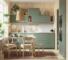 ikea grey green kitchen cabinets 65 kitchen ideas to copy right now kitchen interior