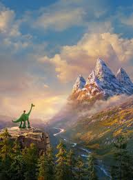 the good dinosaur is a great disney movie it u0027s sad but funny the
