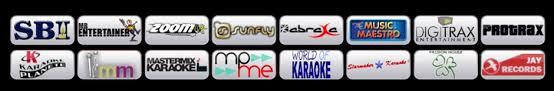 karaoke content selectatrack player