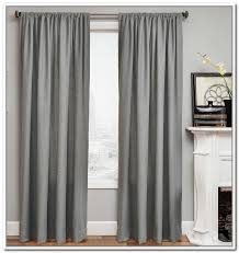 Door Panel Curtains Rod Pocket Door Panel Curtains Affordable Modern Home Decor