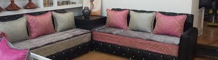 canapé orientale moderne salon marocain moderne décoration a la croisée de l orient