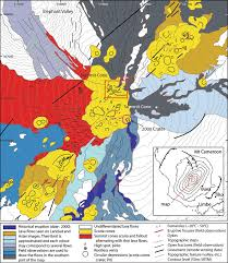 Hawaii Lava Flow Map Lucie Mathieu Phd University Of Québec In Chicoutimi Saguenay