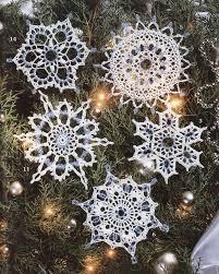 34 best beaded snowflake images on crochet snowflakes