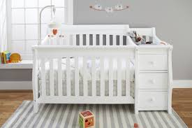 sorelle crib with changing table sorelle princeton elite 4 in 1 convertible crib and changer white