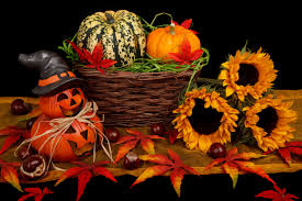autumn halloween background halloween decoration in fall free stock photo public domain pictures